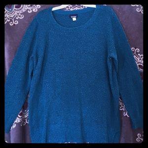 Long sweater!!